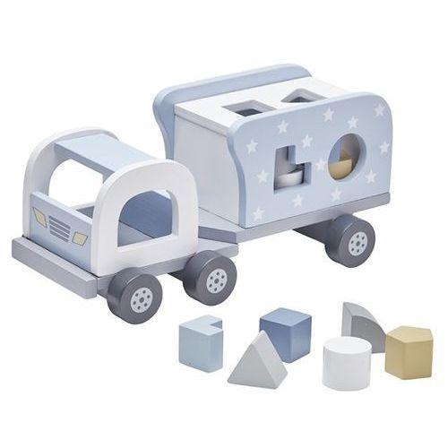 Kids concept Sorter - samochód blue kc1000171 (7340028726692)