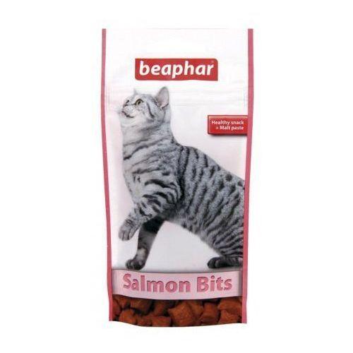 SALMON BITS + MALT P. 35g - przysmak o smaku łososia z malt pastą dla kotów