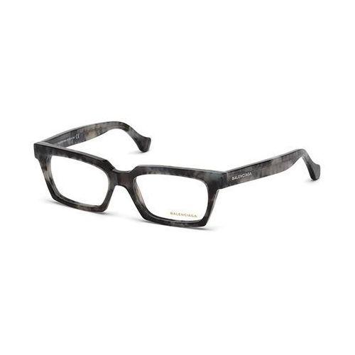 Balenciaga Okulary korekcyjne ba5072 020