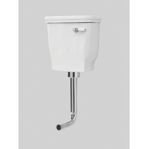 Art Ceram Hermitage zbiornik WC ceramiczny niski HEC00501;00, HEC00501;00