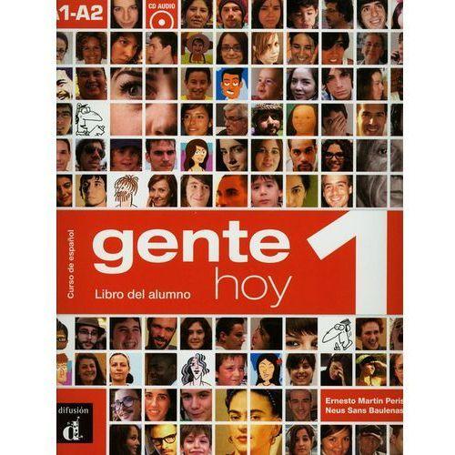 Gente Hoy 1 podr (CD Gratis) LEKTORKLETT