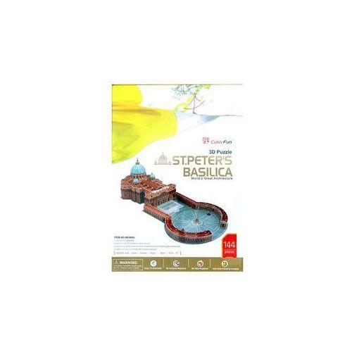 PUZZLE 3D BASILLICA ST.PETERS DUŻY (6944588200923)