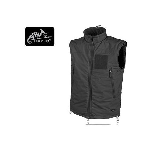 Kamizelka helikon malamute lightweight vest - climashield apex 67g - czarna marki Helikon-tex