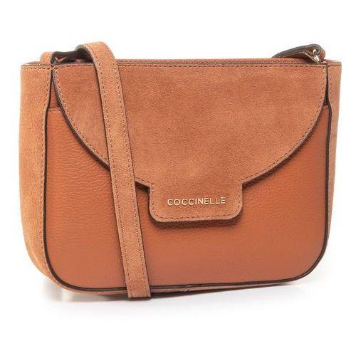 Torebka - fv3 mini bag e5 fv3 55 l9 13 tan/tan w09 marki Coccinelle