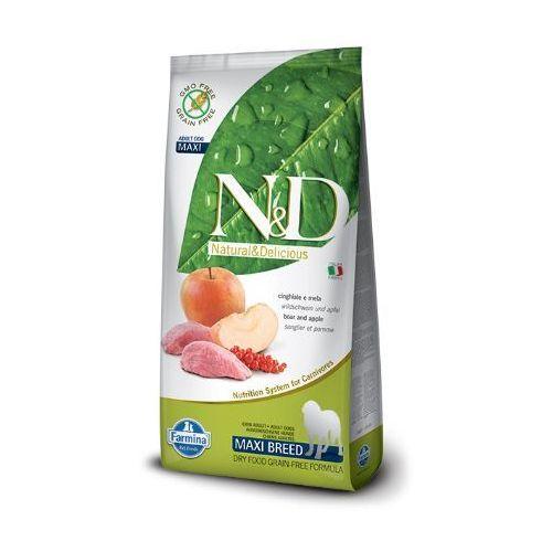 N&d grain free adult maxi boar&apple - marki Farmina
