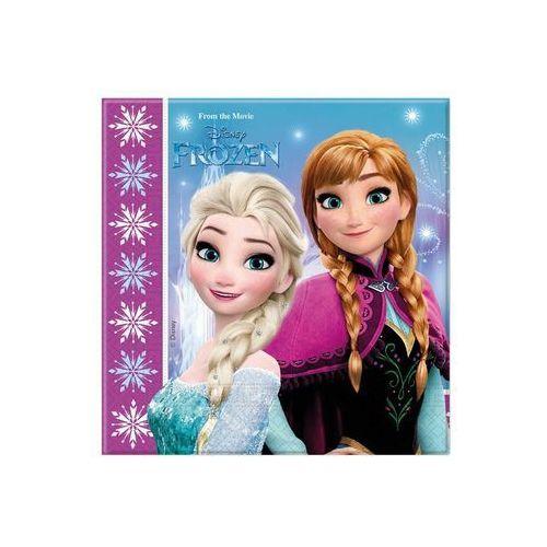 Serwetki Frozen Northern Lights 33x33 cm, 20 szt.