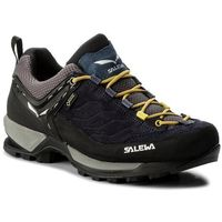 Salewa Trekkingi - mtn trainer gtx gore-tex 63467-0960 night black/kamille