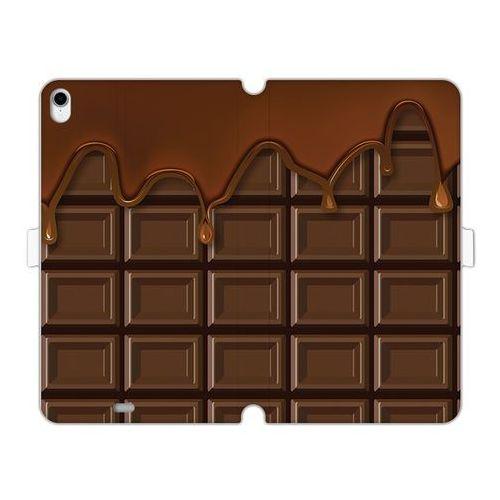 Apple iPad Pro 11 - etui na tablet Wallet Book Fantastic - tabliczka czekolady, ETAP818WBFCFB070000