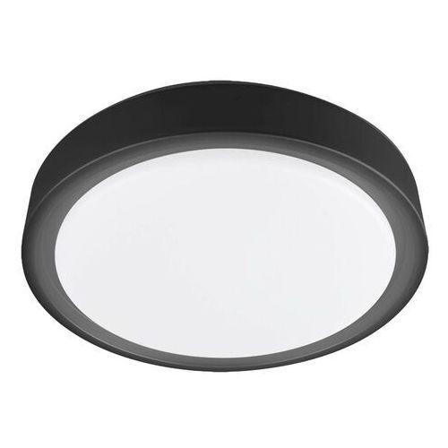 Plafon LAMPA sufitowa FOSTER 3283 Rabalux okrągła OPRAWA metalowa LED 28W 2700K - 5000K plafoniera z pilotem czarna