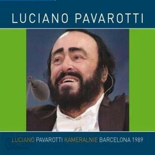 Barcelona 89 (CD) - Luciano Pavarotti OD 24,99zł DARMOWA DOSTAWA KIOSK RUCHU (5902114895686)