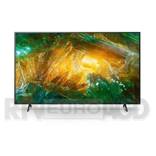 TV LED Sony KD-85XH8096
