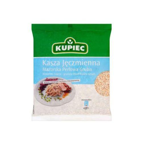 Kupiec Kasza jęczmienna mazurska perłowa gruba 400 g (5902172000091)