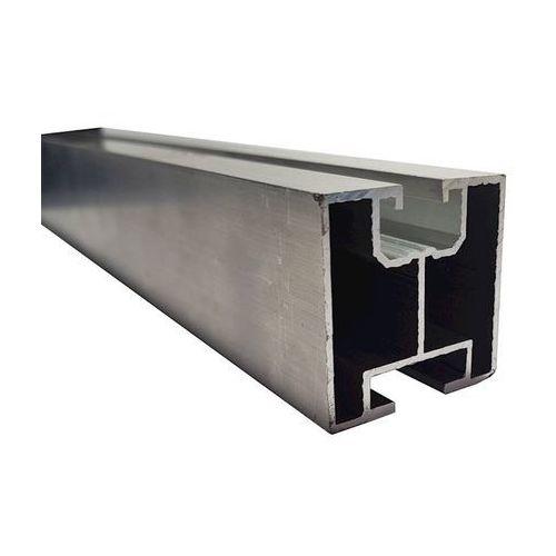 Profil aluminiowy 40 fotowoltaika młotkowy 2,07 m