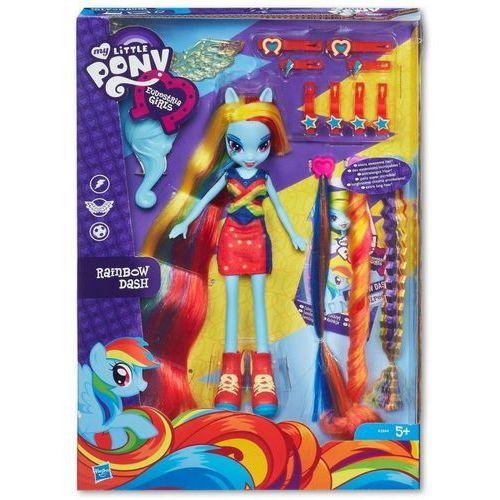 Lalka equestria girl rainbow dash a5044  marki Hasbro