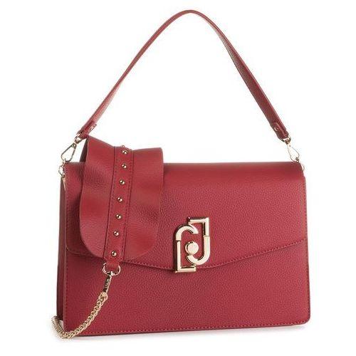 Torebka LIU JO - M Crossbody A69036 E0027 Beauty Red X0198, kolor czerwony