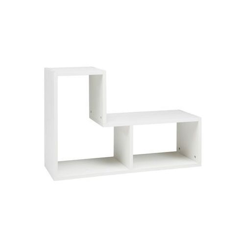 :: półka modułowa tetris biała - tetris biała marki Woood