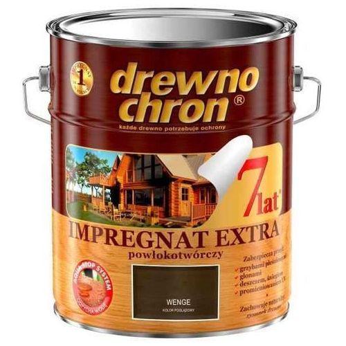 DREWNOCHRON- impregnat, wenge, 9 l (extra powłokotwórczy)