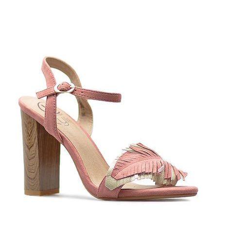 Sandały Kylie K1804401 Rosa Różowe