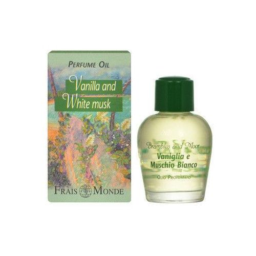 Frais Monde Vanilla And White Musk 12ml W Olejek perfumowany