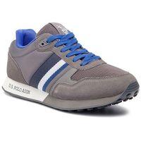 Sneakersy U.S. POLO ASSN. - Julius FLASH4088S9/SN1 Grey, w 6 rozmiarach