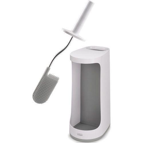 Elastyczna szczotka do toalety z przestrzenią Flex L Plus Joseph Joseph szara (70537) (5028420001990)