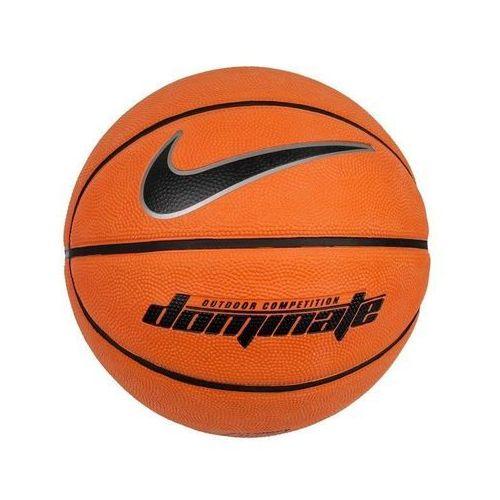 Piłka koszowa dominate 7  - pomarańczowy - pomarańczowy wyprodukowany przez Nike