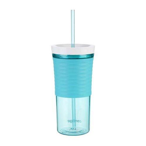 Shaker shake&go do mrożonej kawy, koktaili 540 ml - ocean - niebieski marki Contigo