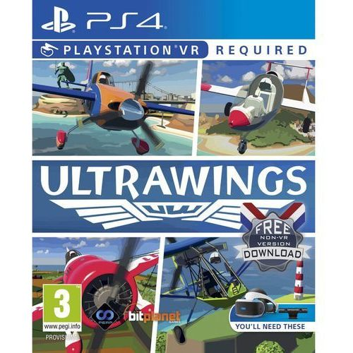 Ultrawings (PS4)