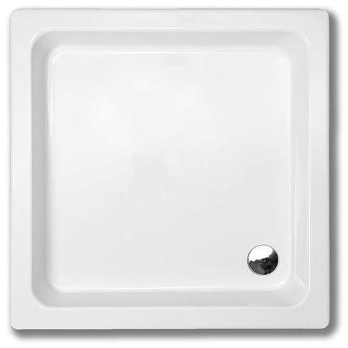 Schedpol grawello brodzik kwadratowy 90cm, akrylowy 3.012 (5903263392347)