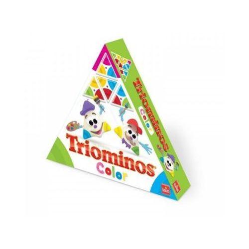 Gra triominos color match dla dzieci - darmowa dostawa od 199 zł!!! marki Goliath