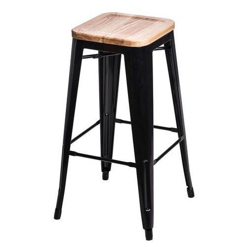 Hoker Paris Wood 75cm jesion - czarny (5902385706025)