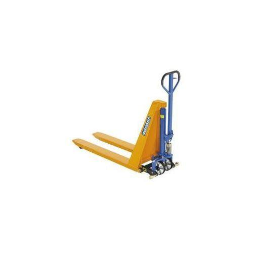 Quipo Nożycowy wózek podnośny, hydraulika ręczna, nośność 1500 kg. wszystkie modele z