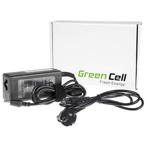 Zasilacz sieciowy 19V 2.1A 5.5 x 3.0 mm 40W (GreenCell), AD19