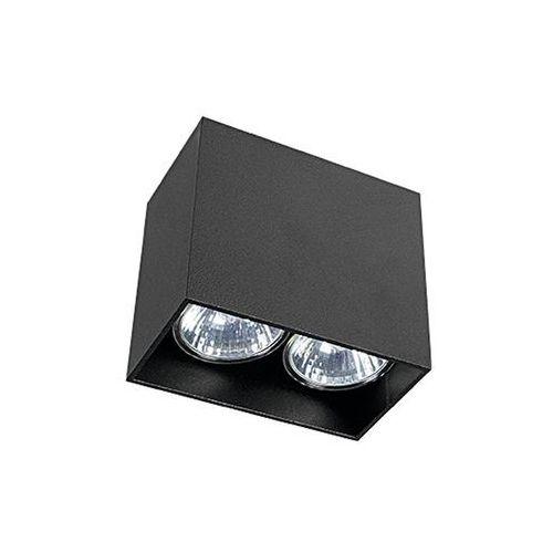 9384 GAP LAMPA SUFITOWA CZARNA, 9384