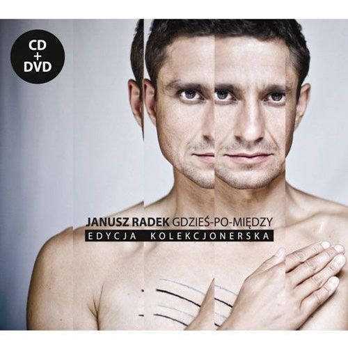 Janusz Radek - Gdzieś-po-między (Edycja kolekcjonerska) (Digipack) (pop)