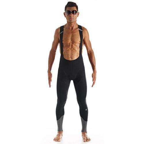 Assos ll.bonkatights_s7 spodenki rowerowe mężczyźni czarny l 2018 spodnie zimowe