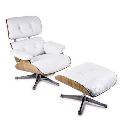 Fotel Vip inspirowany Lounge Chair - czarny   rosewood (5902385703062)