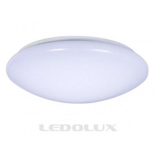 Ledolux Plafon lampa led 24w Ø328 z czujnikiem