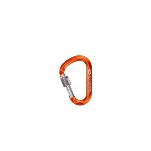 Krabinek snappy cf sg (screw gate) - orange marki Climbing technology