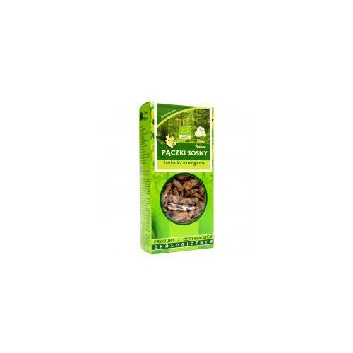 Herbatka Pączki Sosny BIO 50 g Herbata Dary Natury (5902741004024)