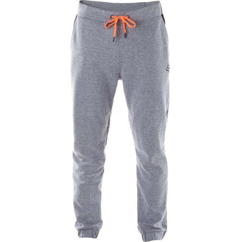 FOX spodnie dresowe męskie Lateral M szary