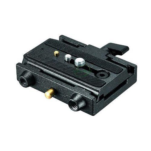 adapter mn577 z płytką regulowaną marki Manfrotto