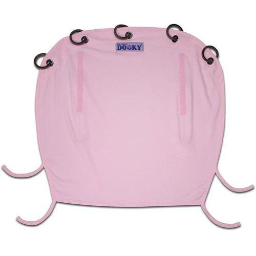Xplorys Osłonka do wózka i fotelika dooky - baby pink t-xp-126706
