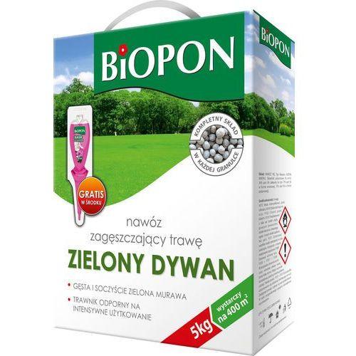 nawóz granulowany *zielony dywan* 5 kg marki Biopon