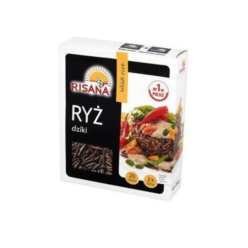 Ryż dziki Risana 2x100 g