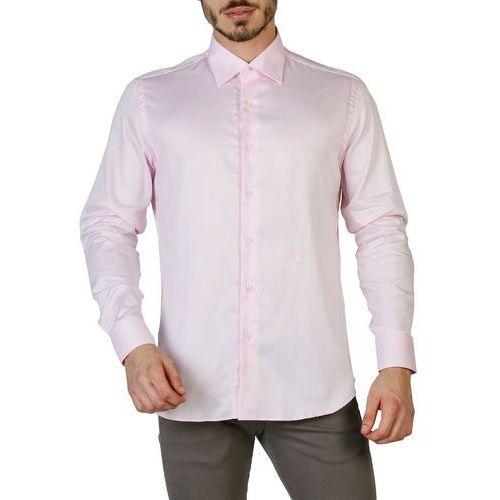 Koszula męska TRUSSARDI - 32C20SINT-97, kolor różowy