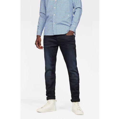 - jeansy 3301 slim marki G-star raw
