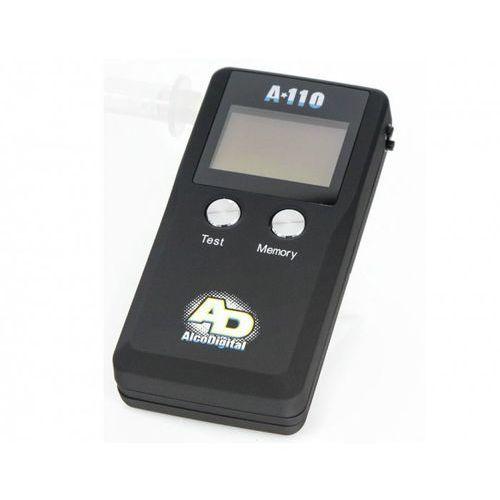 Alkomat Elektrochemiczny AlcoDigital A110 / Kalibracja 1 rok