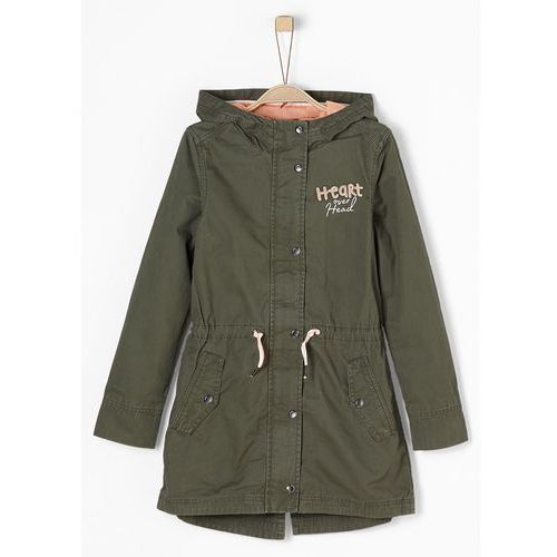 s.Oliver RED LABEL MANTEL Parka green (4055268329956)