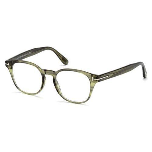 Tom ford Okulary korekcyjne  ft5400 098